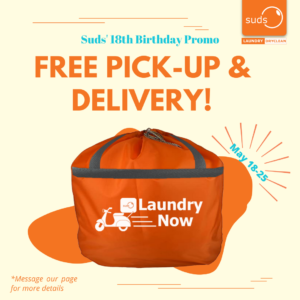 laundry delivery